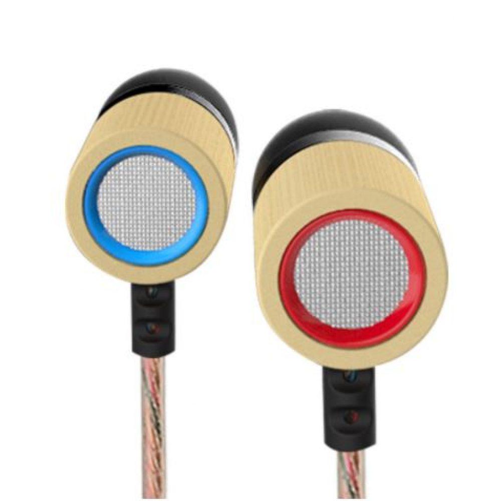 auriculares madera bambu