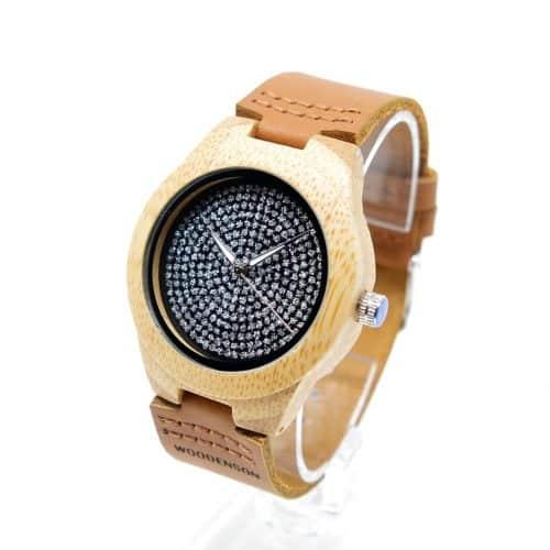 de4c49b98e6b Reloj de madera de pulsera Ruston Reloj de madera de pulsera Ruston