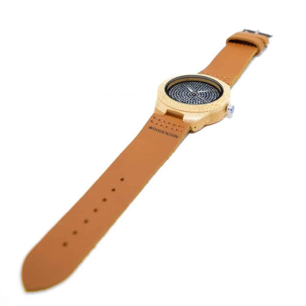 Reloj de madera de pulsera Ruston