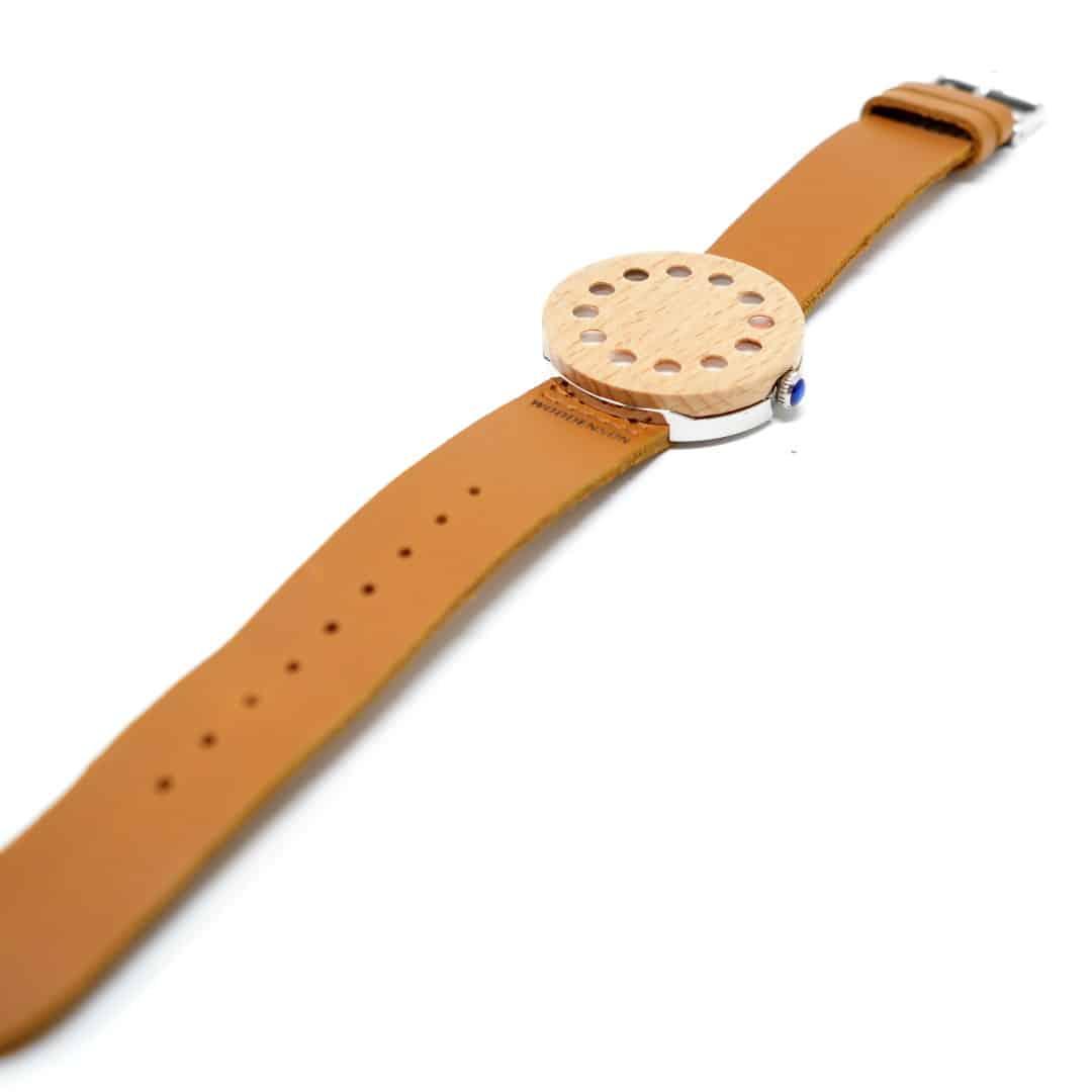Reloj madera mujer sequoia
