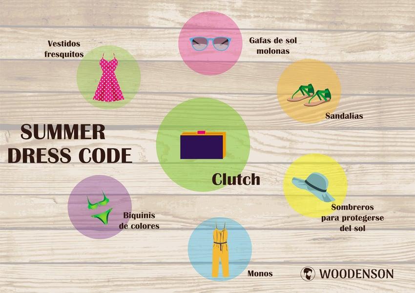 Dress code Woodenson
