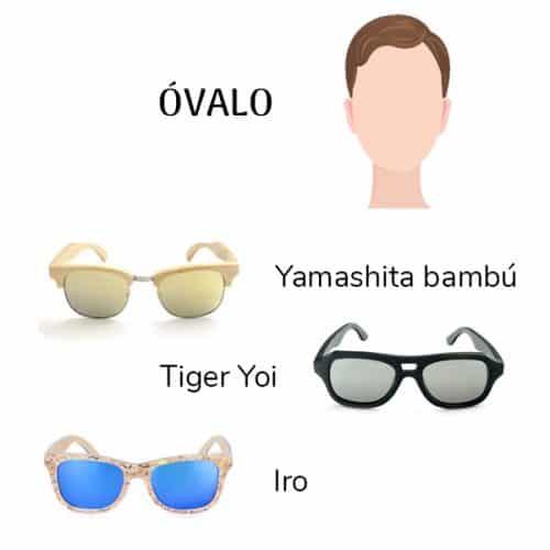 gafas cara ovalada