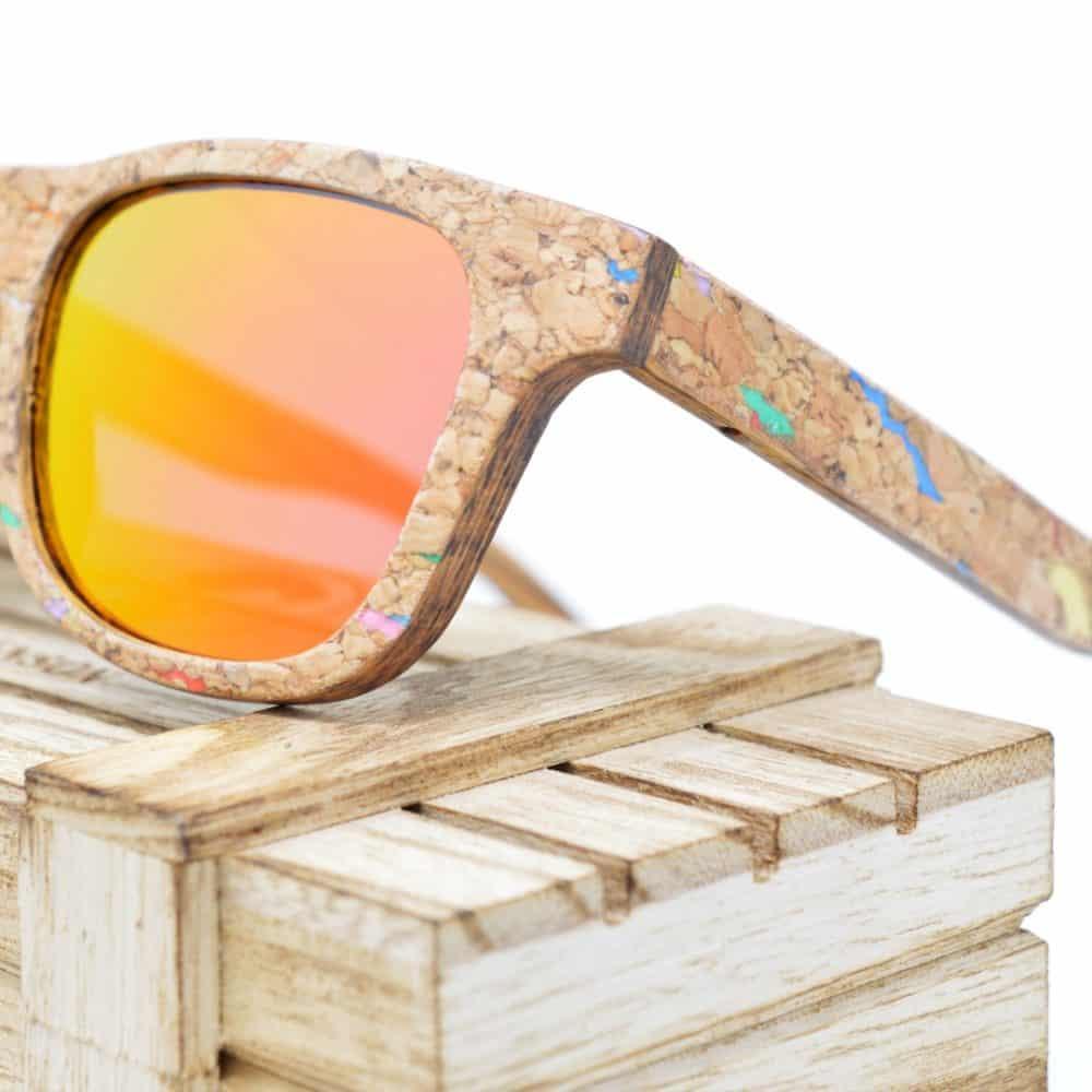 gafas de madera Iro
