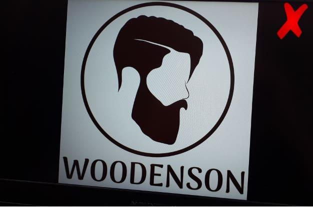 fotografia de foto personalizacion Woodenson